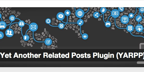 WordPress Yet Another Related Posts Plugin YARPP WordPress Plugins