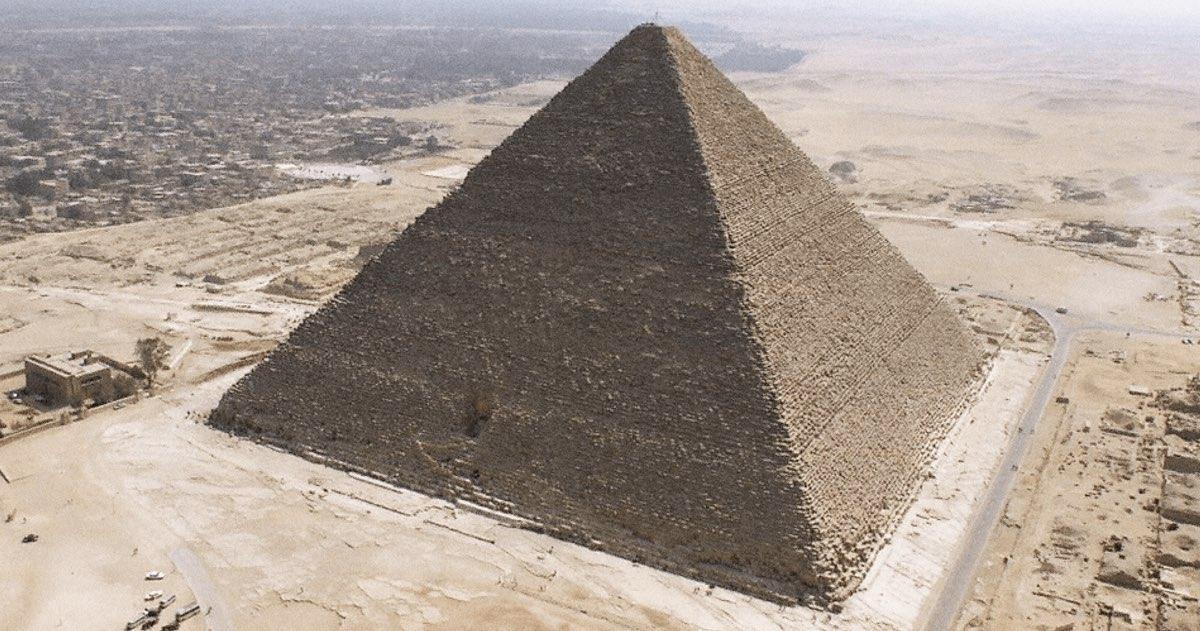 大きなピラミッド