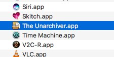 The Unarchiver.app