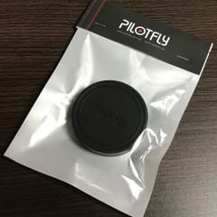 Pilotfly H2-45 の接続部を保護するHandle soft protection cover レビュー