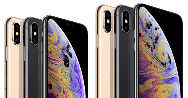 IPhone XS MaxのSIMスロット